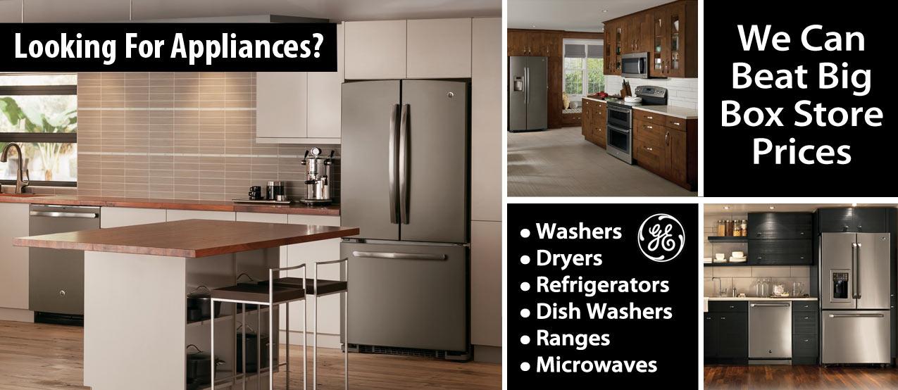 GE Appliances | Kitchen Appliances |Refrigerators | Dishwashers ...