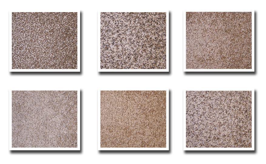 remnants of carpet